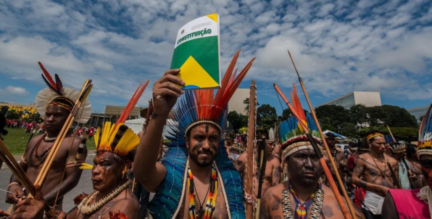 Marco temporal de terras indígenas é fundamental