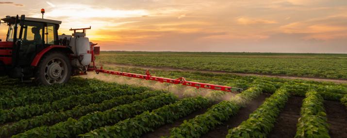 Lei municipal não pode proibir uso de agrotóxicos